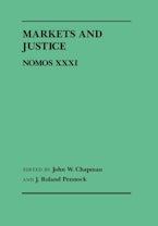 Markets and Justice: Nomos XXXI